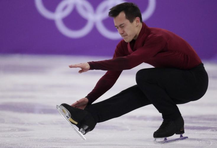 Phjongcshang 2018 - A jégtáncot is az aranyérmes kanadaiak nyerték a csapatversenyben