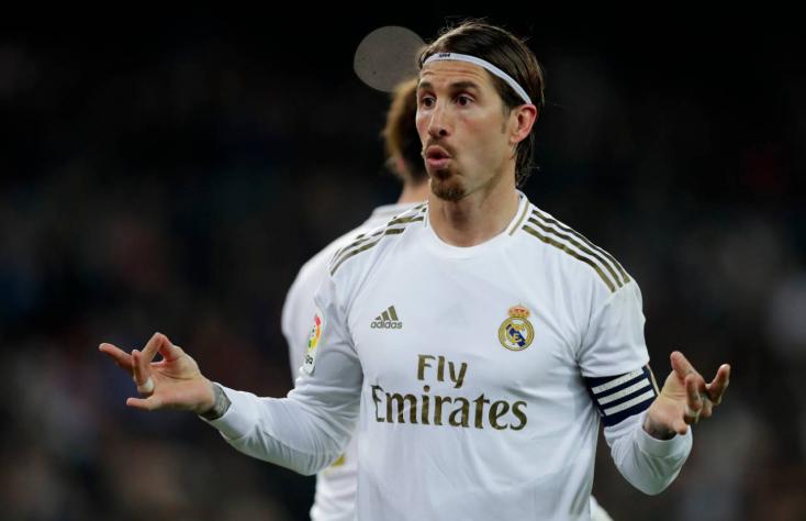 Sergio Ramos szívesen focizna a nyári tokiói olimpián