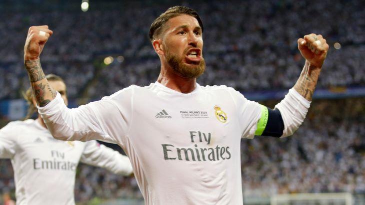Sergio Ramos még évekig akar futballozni a Real Madridban