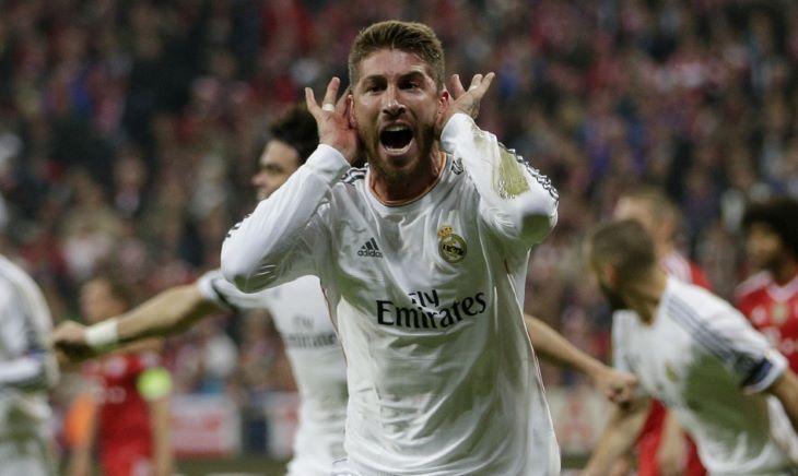 La Liga - Sergio Ramos beérte Koemant