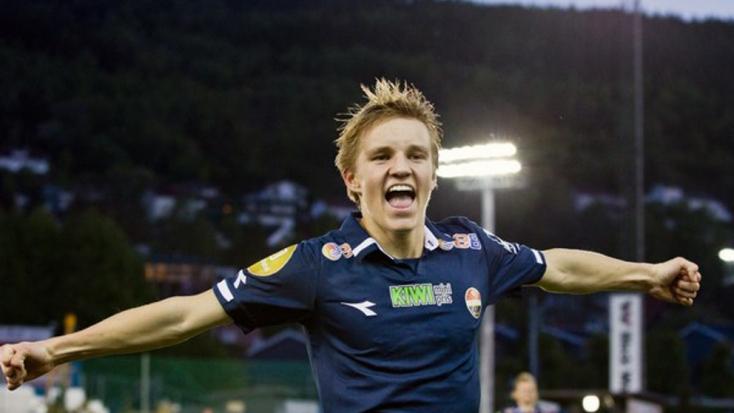 Kölcsönadta Ödegaardot a Real Madrid az Arsenalnak