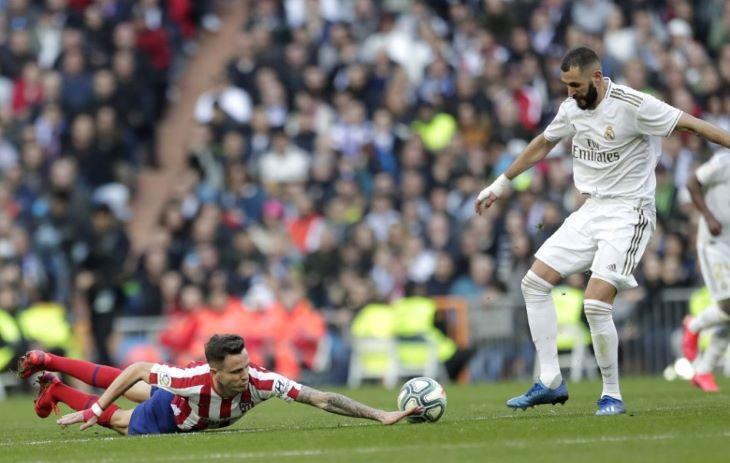 Tartalékcsapata stadionjában játssza zárt kapus meccseit a Real Madrid