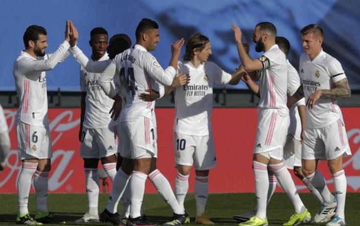La Liga - A 89. percben mentett pontot a Real Madrid