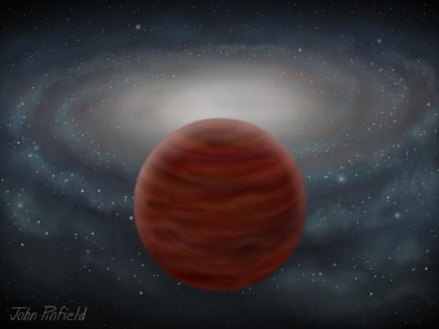 Az eddigi legtisztább és legnagyobb tömegű barna törpére bukkantak csillagászok