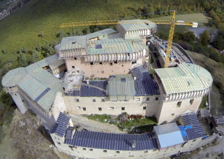 KRASZNAHORKA: Idén biztosan nem, de valószínűleg jövőre sem nyílik meg a vár