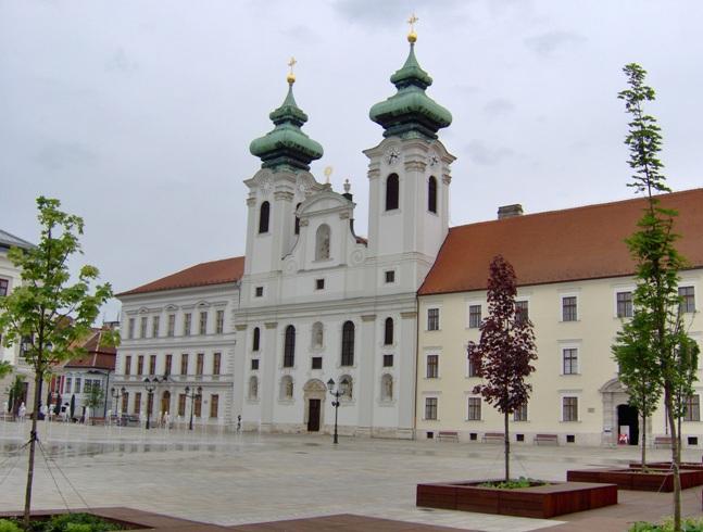 Öt év alatt megduplázódott Győr idegenforgalma