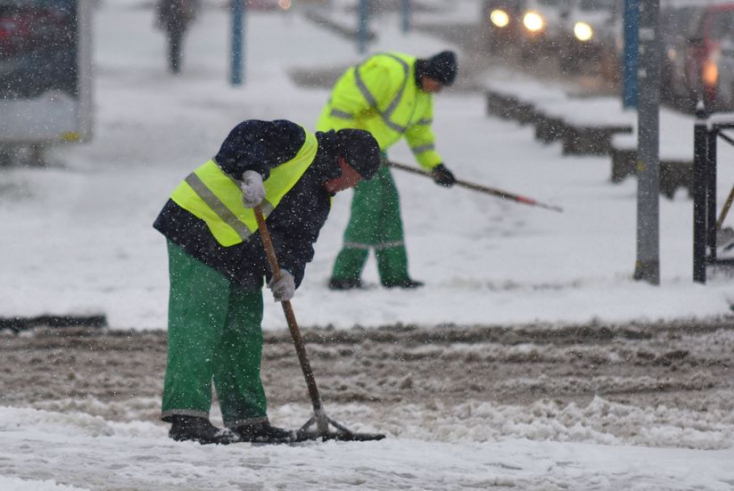 Észak-Szlovákiában lehullott az első hó!