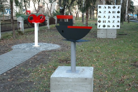 Nyüzsögnek a művészek Dunaszerdahelyen