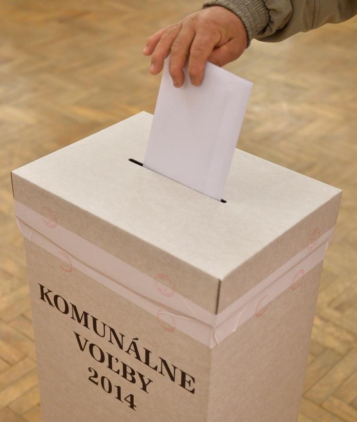Dunaszerdahelyi járás: 22 településen lesz új polgármester, közülük 11-ben az eddigit győzték le