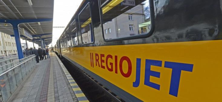Zakatol a RegioJet Prágától egészen a horvát tengerig, Magyarországon is fel lehet szállni