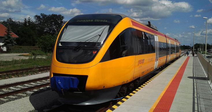 Városi tömegközlekedési eszköz lehet Pozsonyban a RegioJet