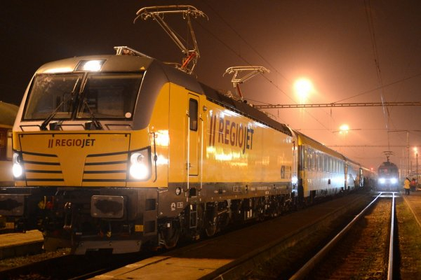 A RegioJet vonatokat indít Rijekába, Splitbe és Zágrábba is