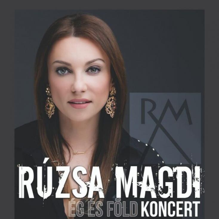 Rúzsa Magdi - Ég és föld koncertturné – a Felvidéken!