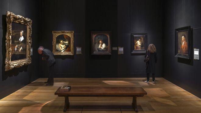 Újranyit a londoni galéria, ahonnan majdnem elloptak két Rembrandt-képet