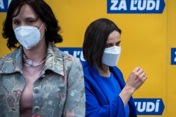 Fogy a levegő Veronika Remišová körül, már csak három képviselőre támaszkodhat a parlamentben