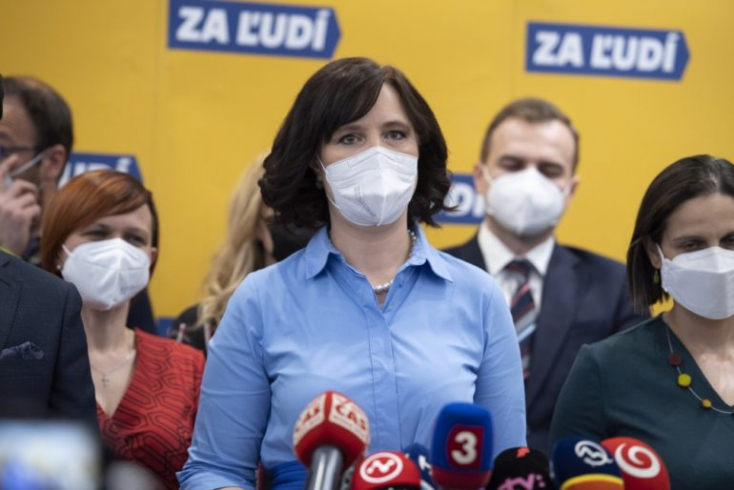 Remišová leváltotta a Za ľudí pártmenedzserét, Kiska rendkívüli pártkongresszust szorgalmaz