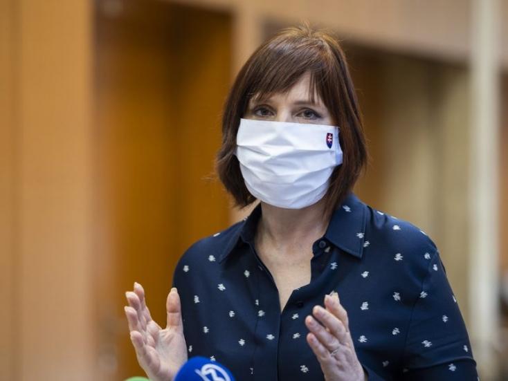 Vajon pályázni fog Remišová a Za ľudí párt elnöki posztjára?