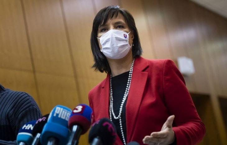 A tesztelés miatt nem támogatta a Za ľudí az iskolák megnyitásáról szóló kormányjavaslatot