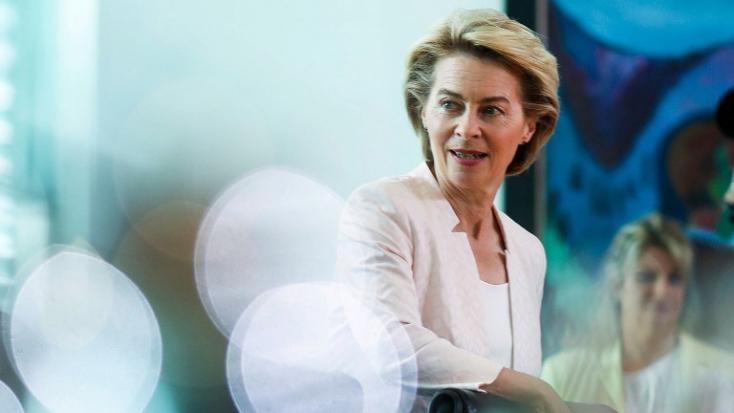 EU-tisztújítás - Az EP zöldpárti és radikális baloldali frakciója sem támogatja von Der Leyent