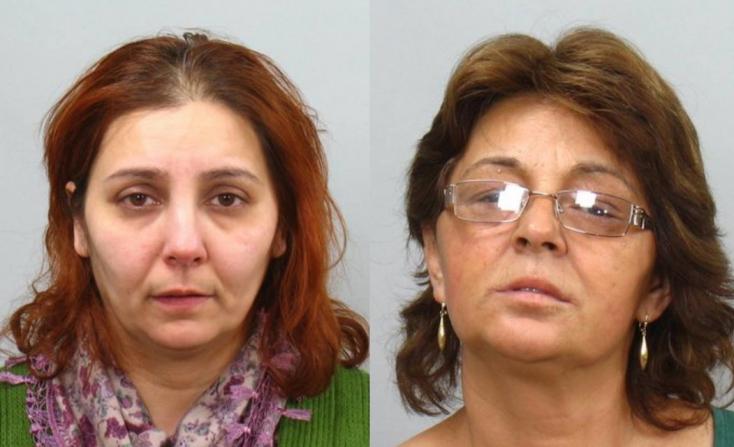 56 ezer eurót lopott a képen látható két nő – felismeri őket?