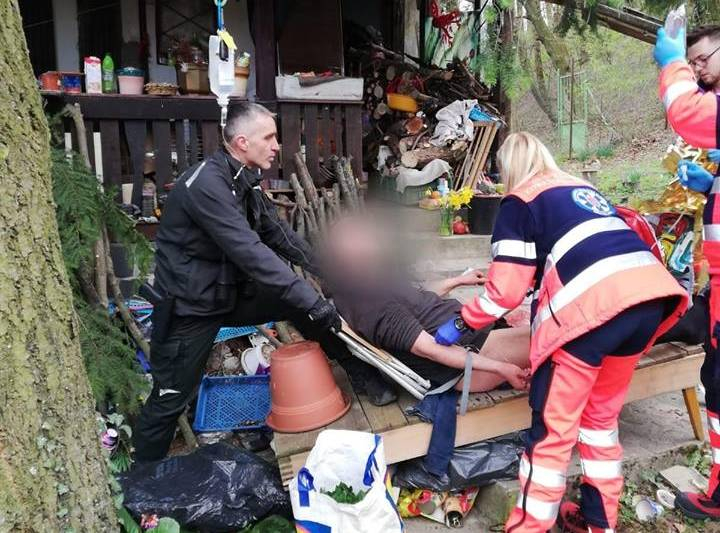 Nem volt ismeretlen a rendőröknek a férfi, akit meglőttek Pozsonyban