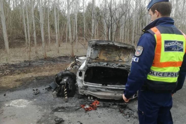 Borzasztó karambol: heten haltak meg egy Győr mellettibalesetben