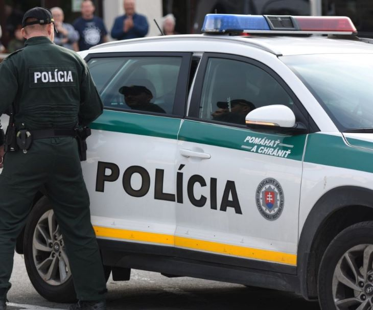 Rendőrök ellenőrizték az orvosokat Kassa megyében