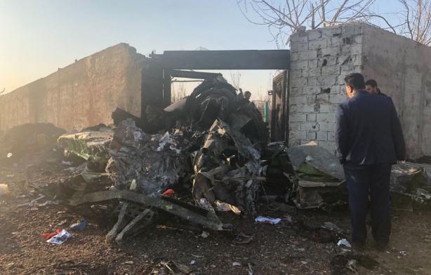 Ukrajna a nyugati országoknál előbb tudta, hogy lelőtték az utasszállító gépet