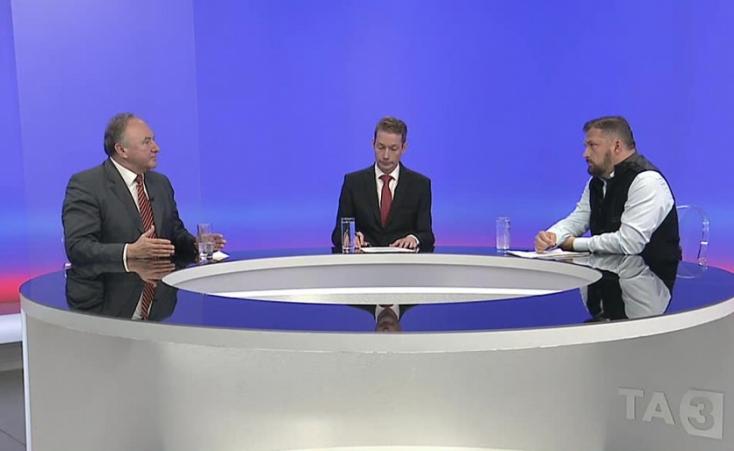 Csáky kijelentette, addig nem hajlandó tárgyalni az együttműködésről, amíg Bugár a Hídban van