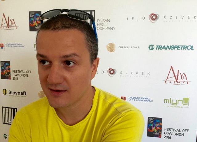 """Rigó Konrád: """"Avignon egy új időszámítás kezdete is lehet az Ifjú Szivek számára"""""""