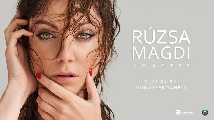 Rúzsa Magdi koncert Dunaszerdahelyen és Komáromban!