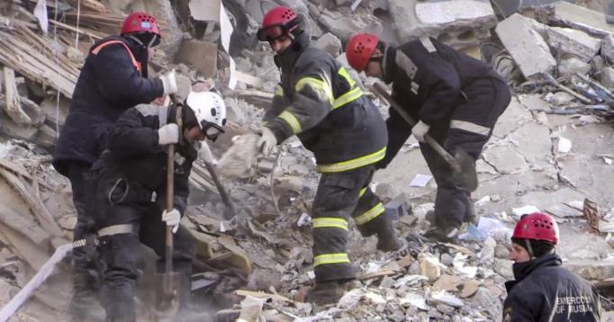 Az Iszlám Állam magára vállalta a magnyitogorszki házrobbanást