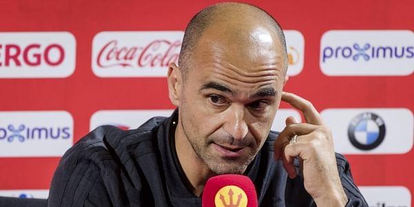 Roberto Martínez élvezi a belga szövetség feltétlen támogatását