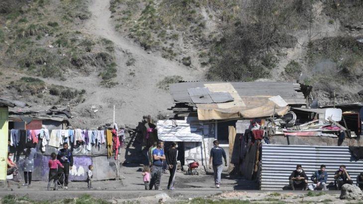 Öt szepességi romatelep mintegy 6000 lakója van karanténban
