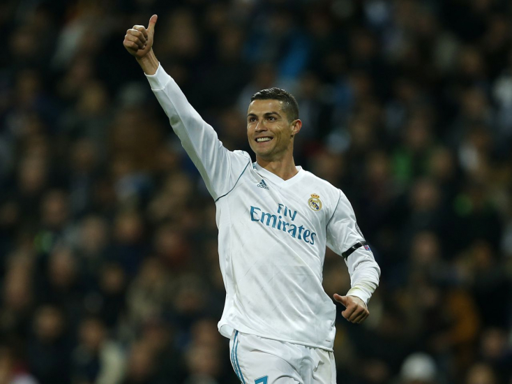 Ronaldo ötödször nyerte el az Aranylabdát!