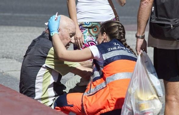 Több mint 140ember lett rosszul a hétvégén a hőség miatt