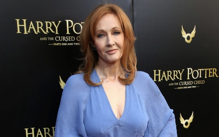 A Harry Potter óta először jelentkezik új gyerekkönyvvel J. K. Rowling
