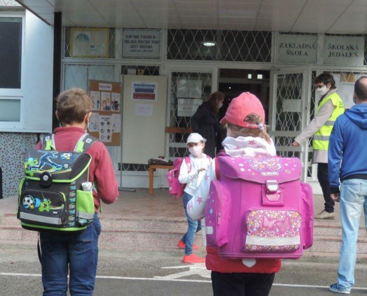 Az utóbbi években hasonlóképpen alakult a gyerekek iskolai létszáma Rimaszombatban