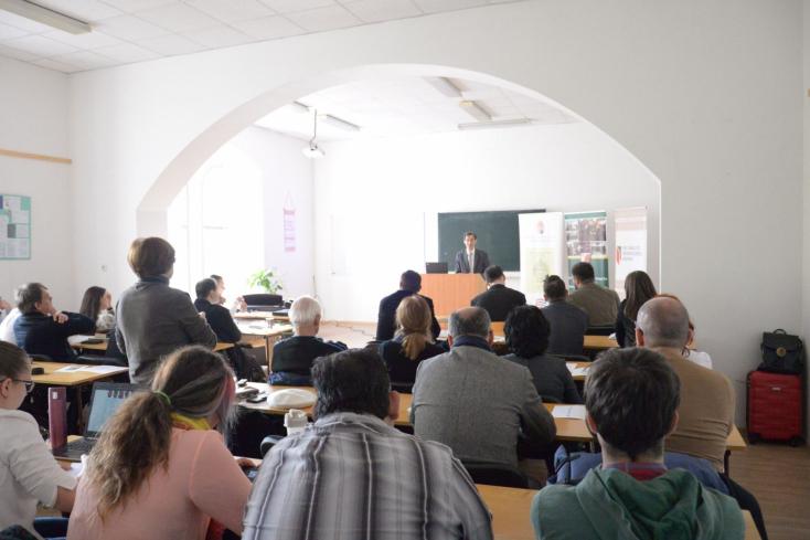 Josephus Kutatóintézet nyílt a Selye János Egyetemen
