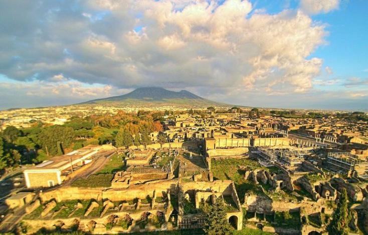 """A """"boszorkány kincsére"""" bukkanhattak a Pompejit feltáró olasz régészek"""