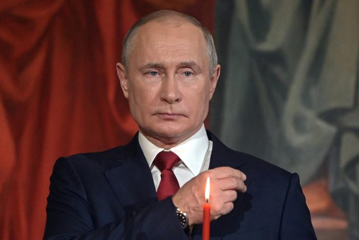 Putyin elmondta, kinek nincs bocsánat