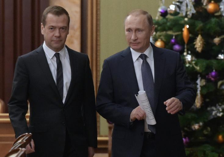 Medvegyev szerint világháborúvá is fajulhat a szíriai konfliktus