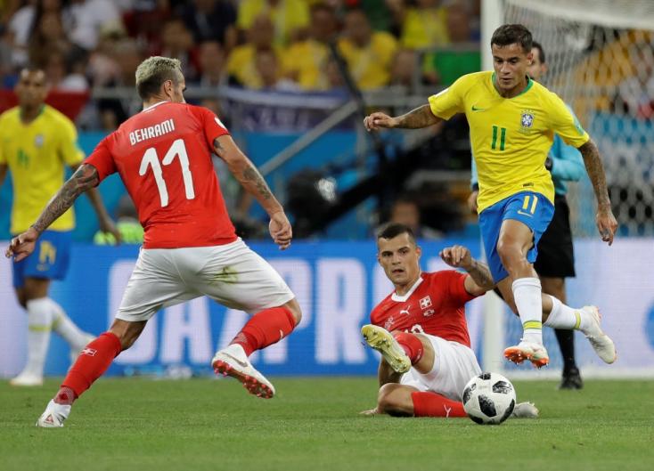 Vb-2018: Az utolsó utáni pillanatig küzdöttek a brazilok, de nem bírtak Svájccal