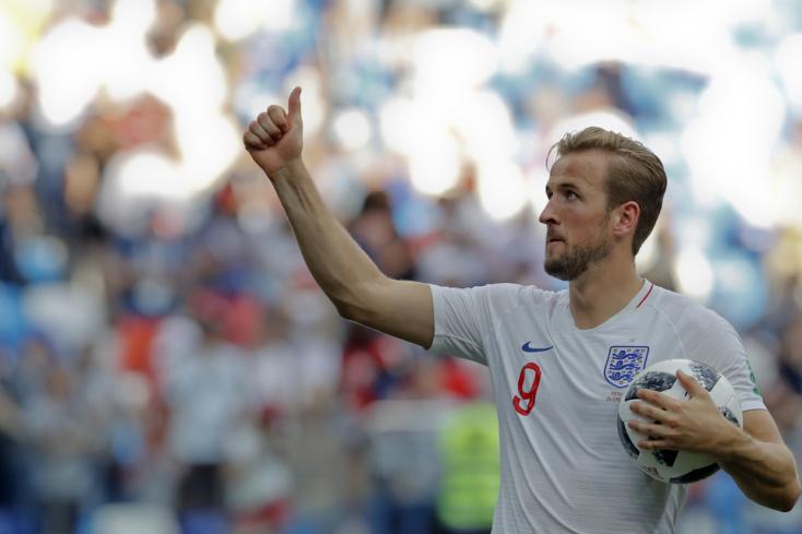 Harry Kane a világbajnokság gólkirálya