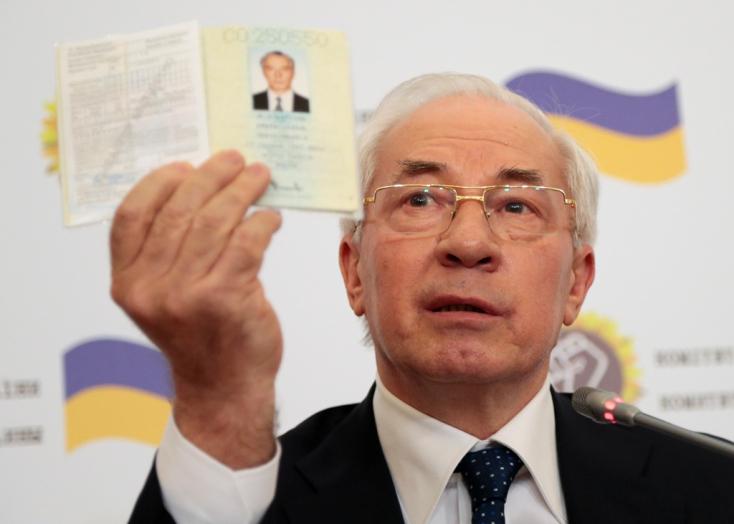 El lehet ítélni a volt ukrán miniszterelnököt