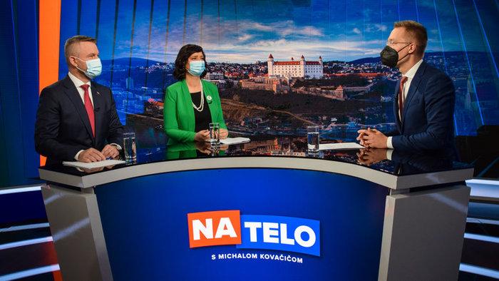Remišová nem enged az orosz vakcinával kapcsolatban, Pellegrini szerint Matovič csak színdarabot játszik