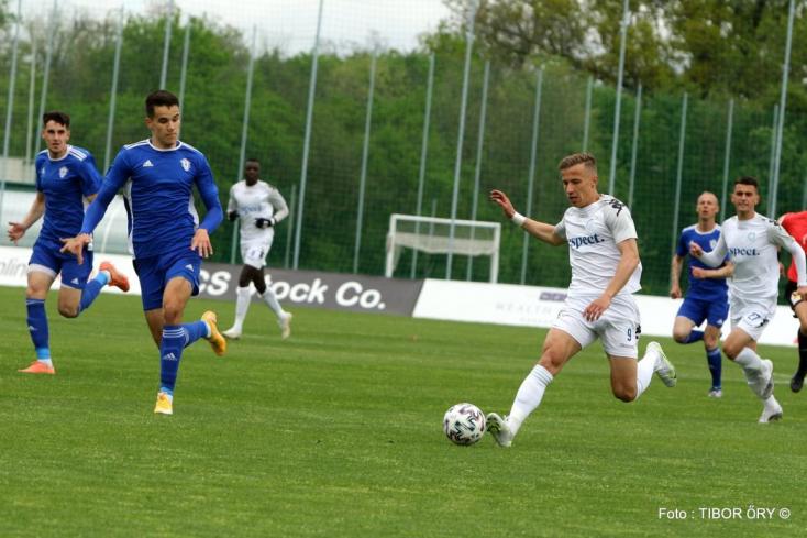 II. labdarúgóliga, 27. forduló: Zsinórban hatodik (!) győzelmüket produkálták a somorjaiak