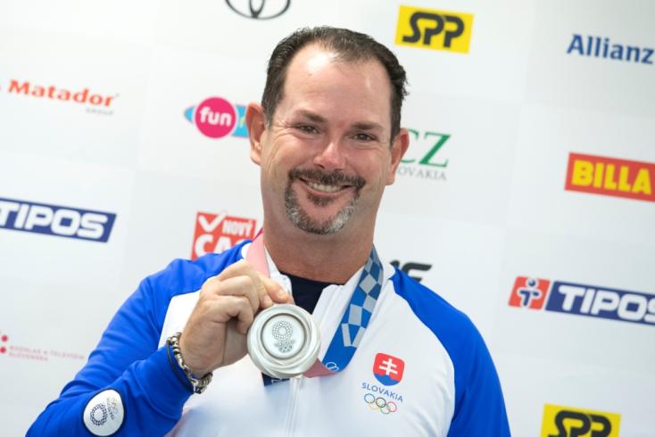 Az ezüstérmes szlovák olimpikon lezártnak tekinti a náci jelképre hasonlító tetoválásának témáját