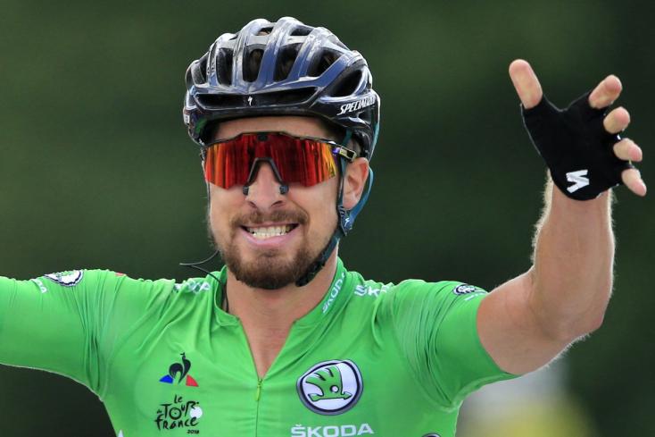 Tour de France: Peter Sagané az ötödik szakasz!