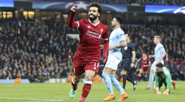 Ismét Salah az év afrikai labdarúgója
